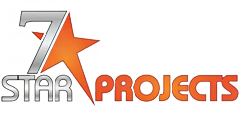 7 Star Projects Logo